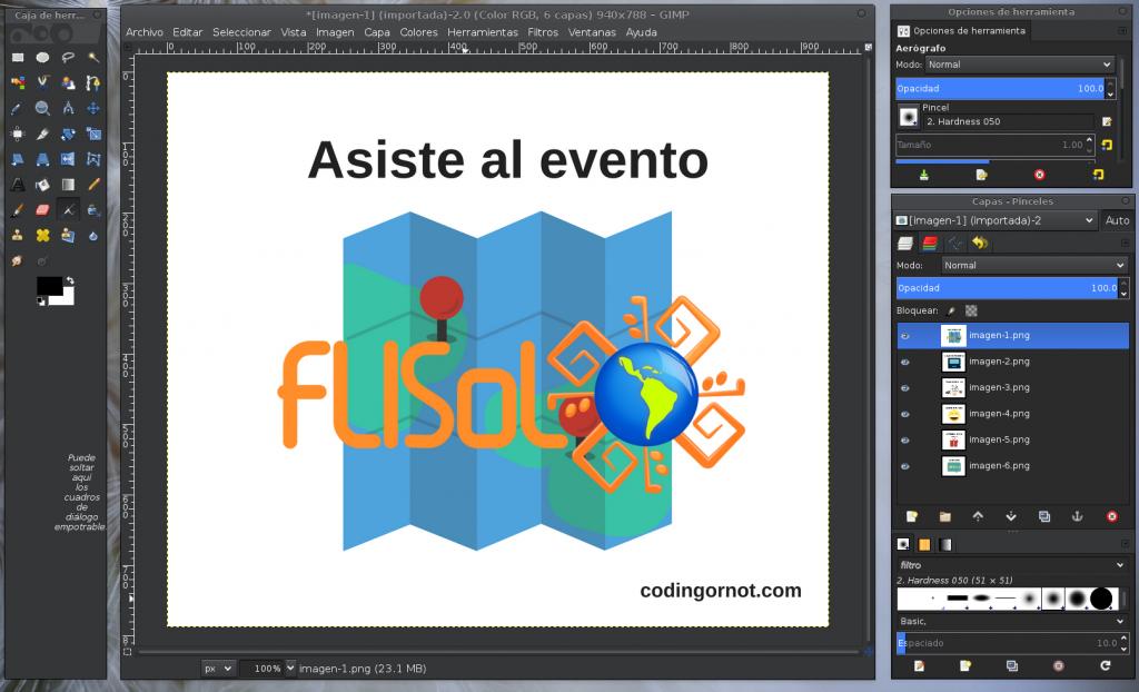 FLISol-GIF