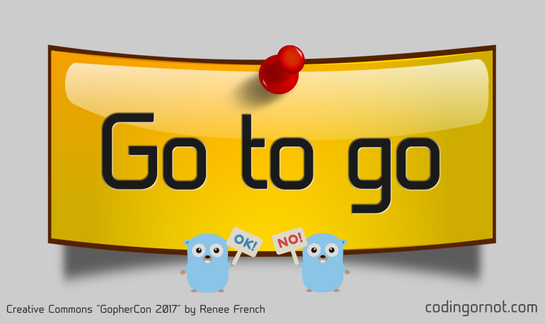 13. Go to go: maps en Golang Golang Maps on